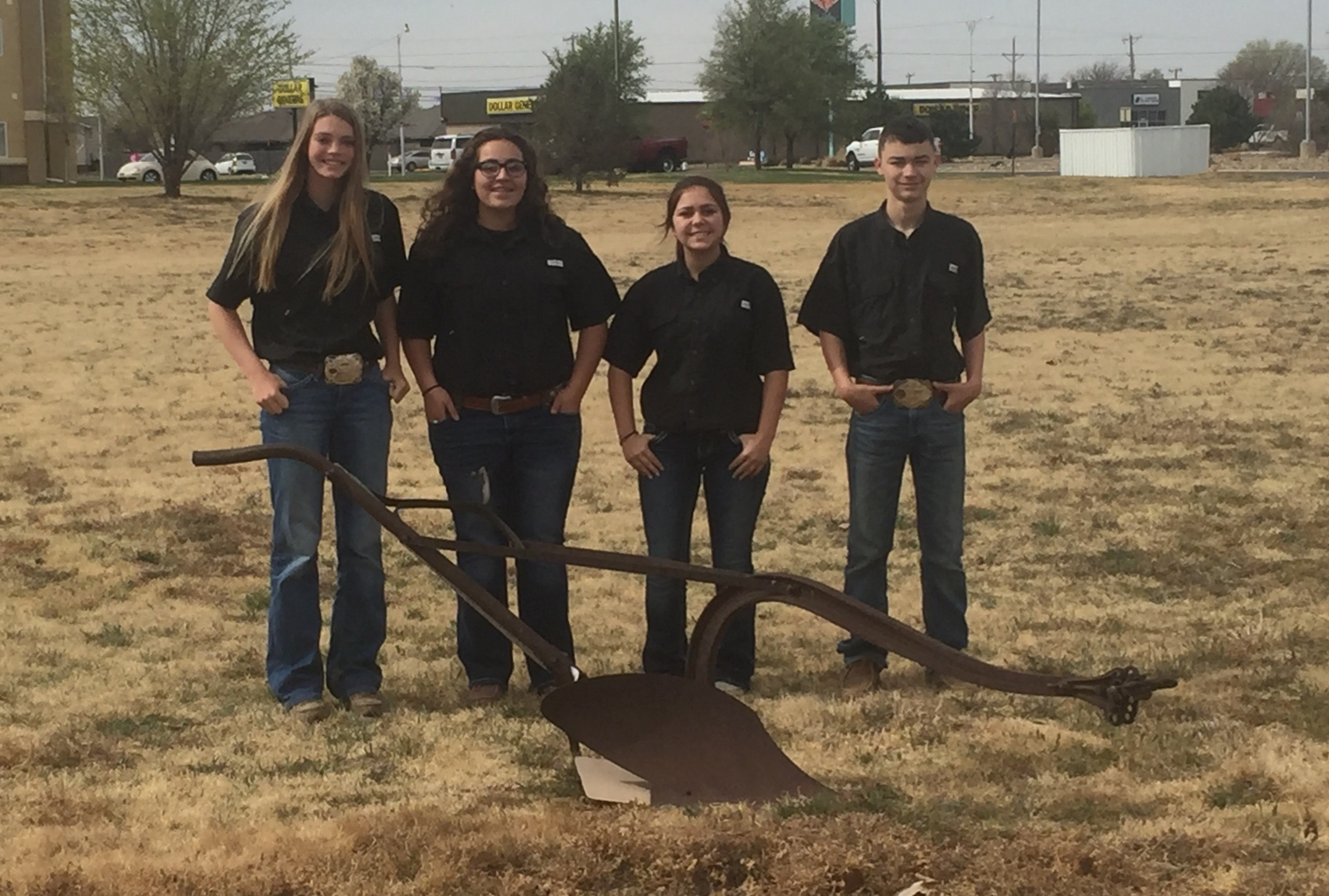 West Texas A&M Invitational CDE Contest