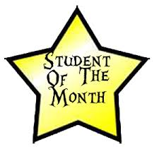 CONGRATULATIONS TO OUR STUDENTS OF THE MONTH FOR NOVEMBER 2017!