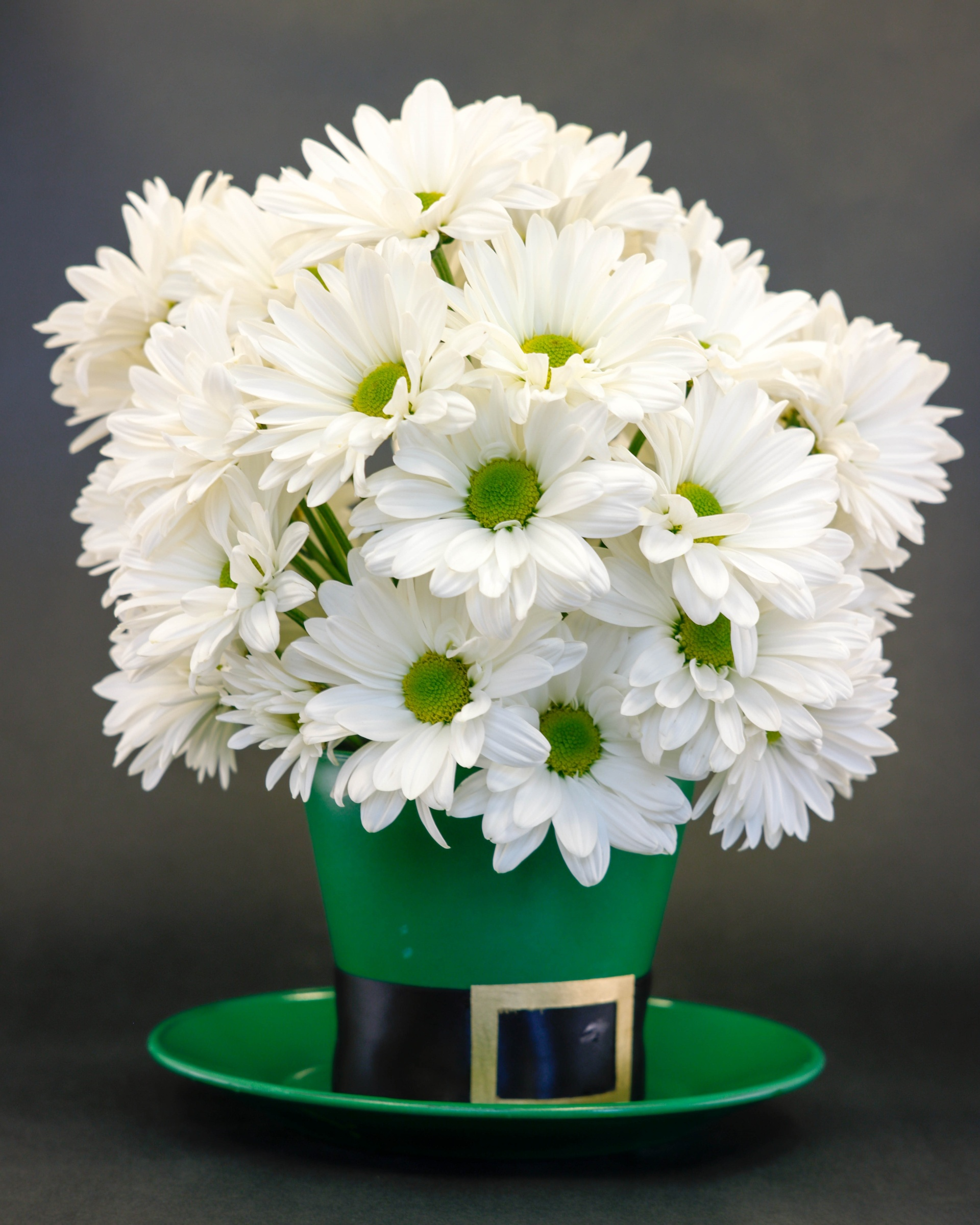 Warden FFA Cougs in Bloom, March 2020 Centerpiece