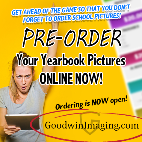 Pre-Order Yearbooks Here