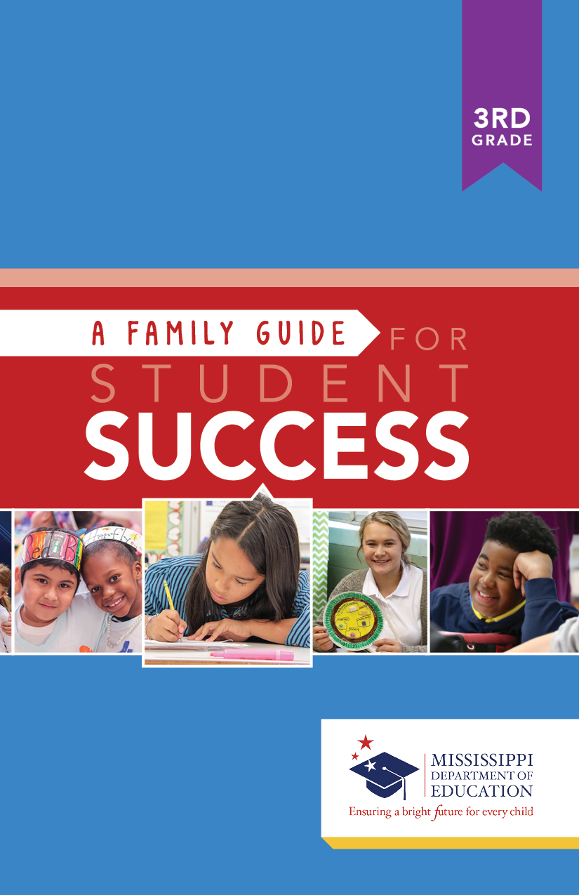 Family Guides for Student Success-3rd grade