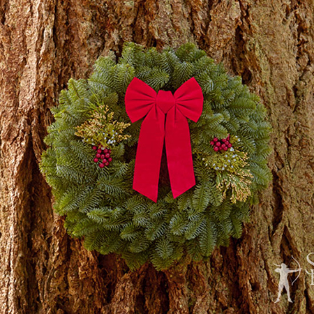 Holiday Wreath Pre-Sale and Direct Delivery are due soon!