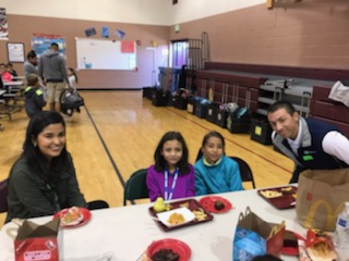 CHARACTER TRAIT AWARDS LUNCH