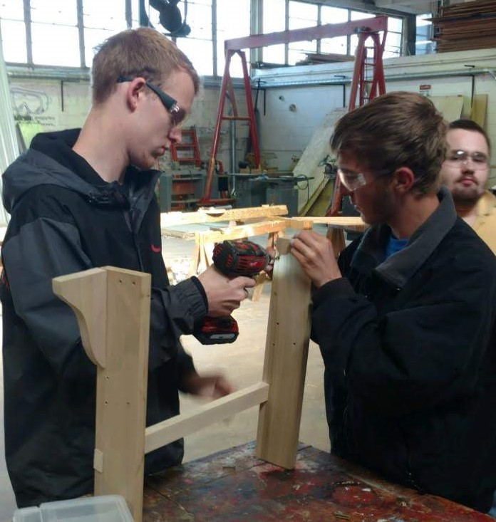CCCTC WELCOMES NEW CARPENTRY TEACHER