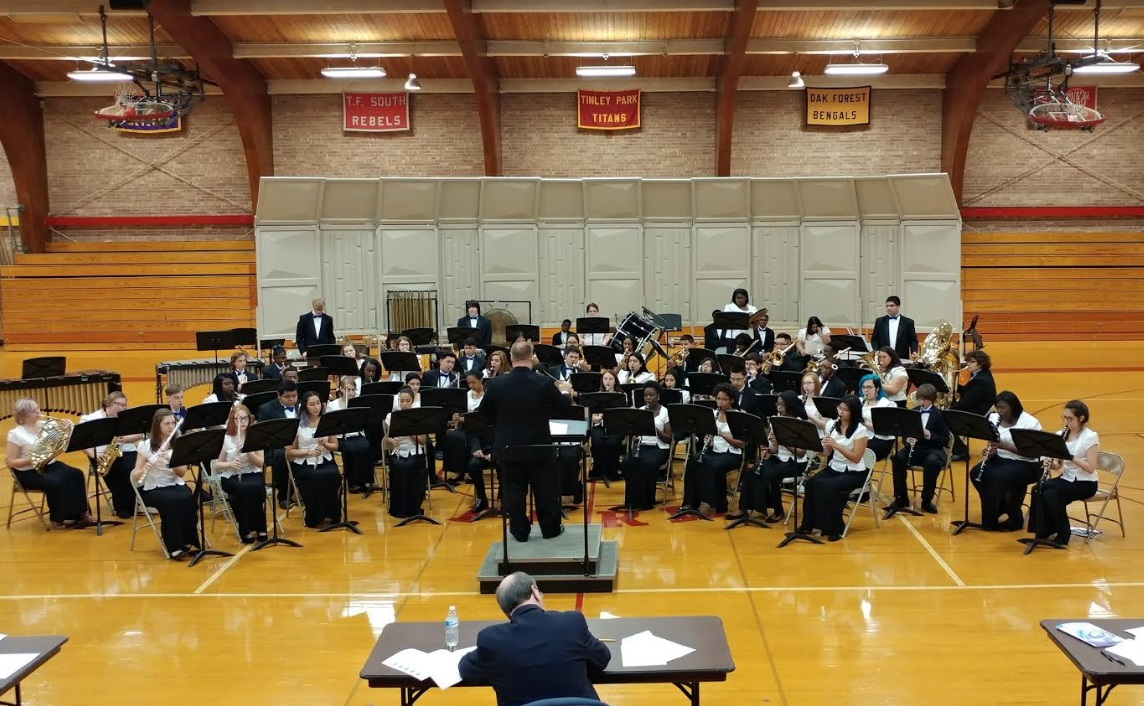 IHSA Organizational Band Competition