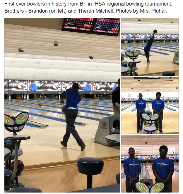 Bowling their Way to State