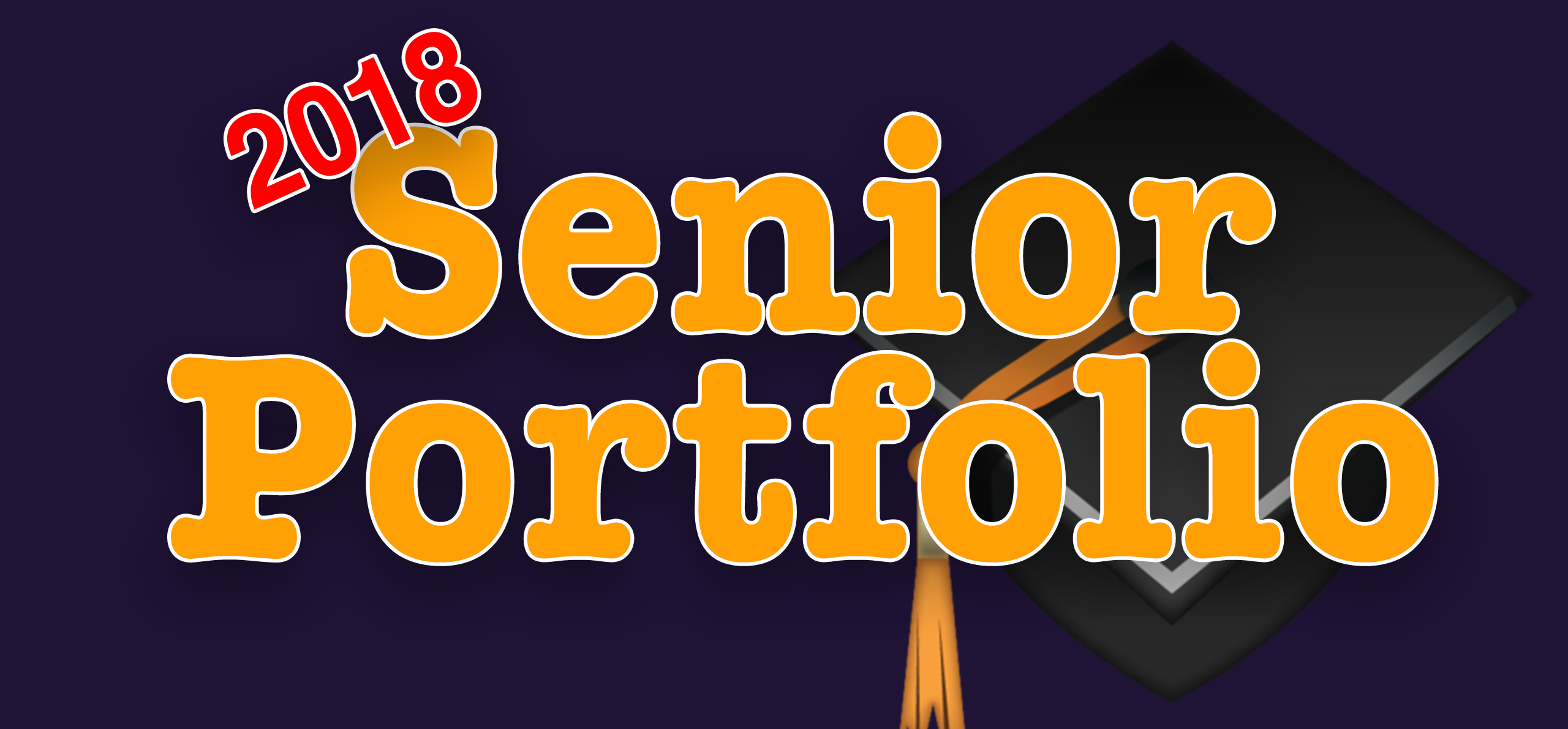How to Build Your Senior Portfolio