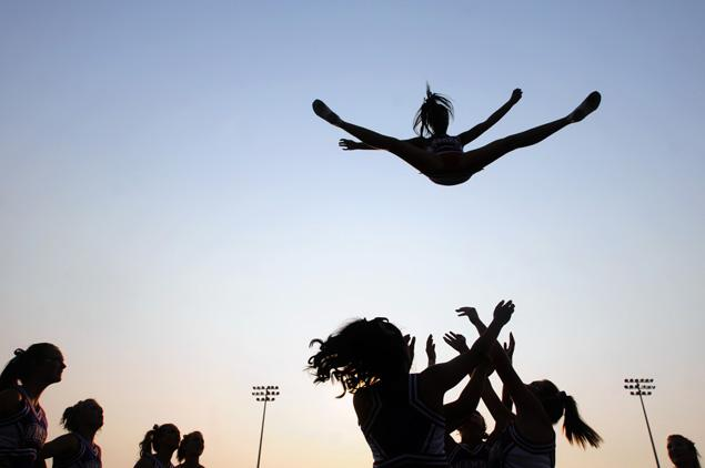 ATTENTION: Cheer Tryouts Are Coming!