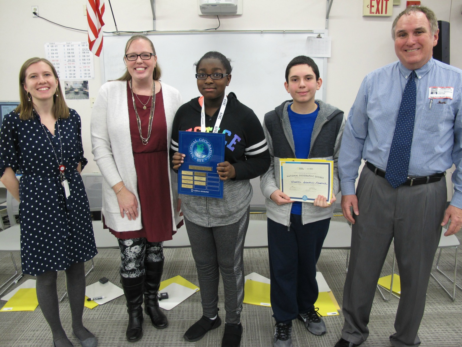 2019 National Geographic Geography Bee