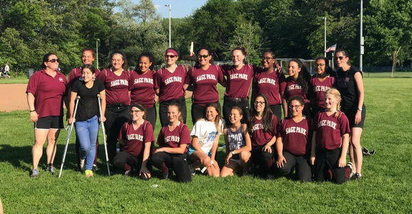 Softball Middle School Champions