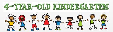 4 Year Old Kindergarten