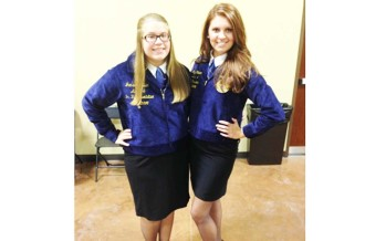 FFA Officer Training