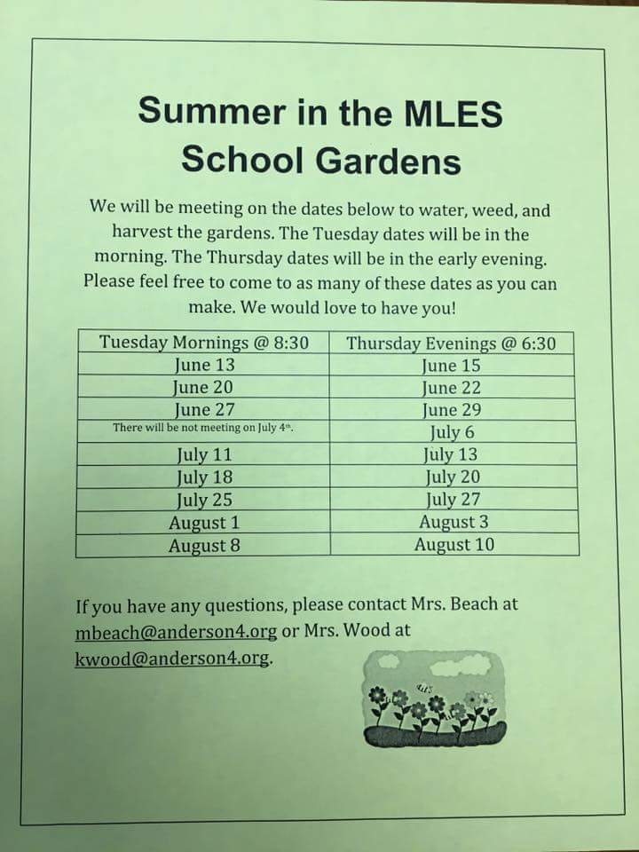 Come Garden With Us!
