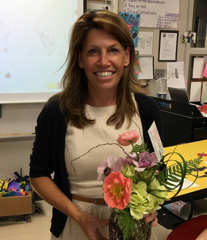 Congratulations to our New Teacher of the Year!