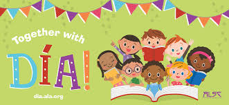 El dia de los ninos/El dia de los libros: Children's Day/Book Day - April 26th 1:45-4:00 p.m.