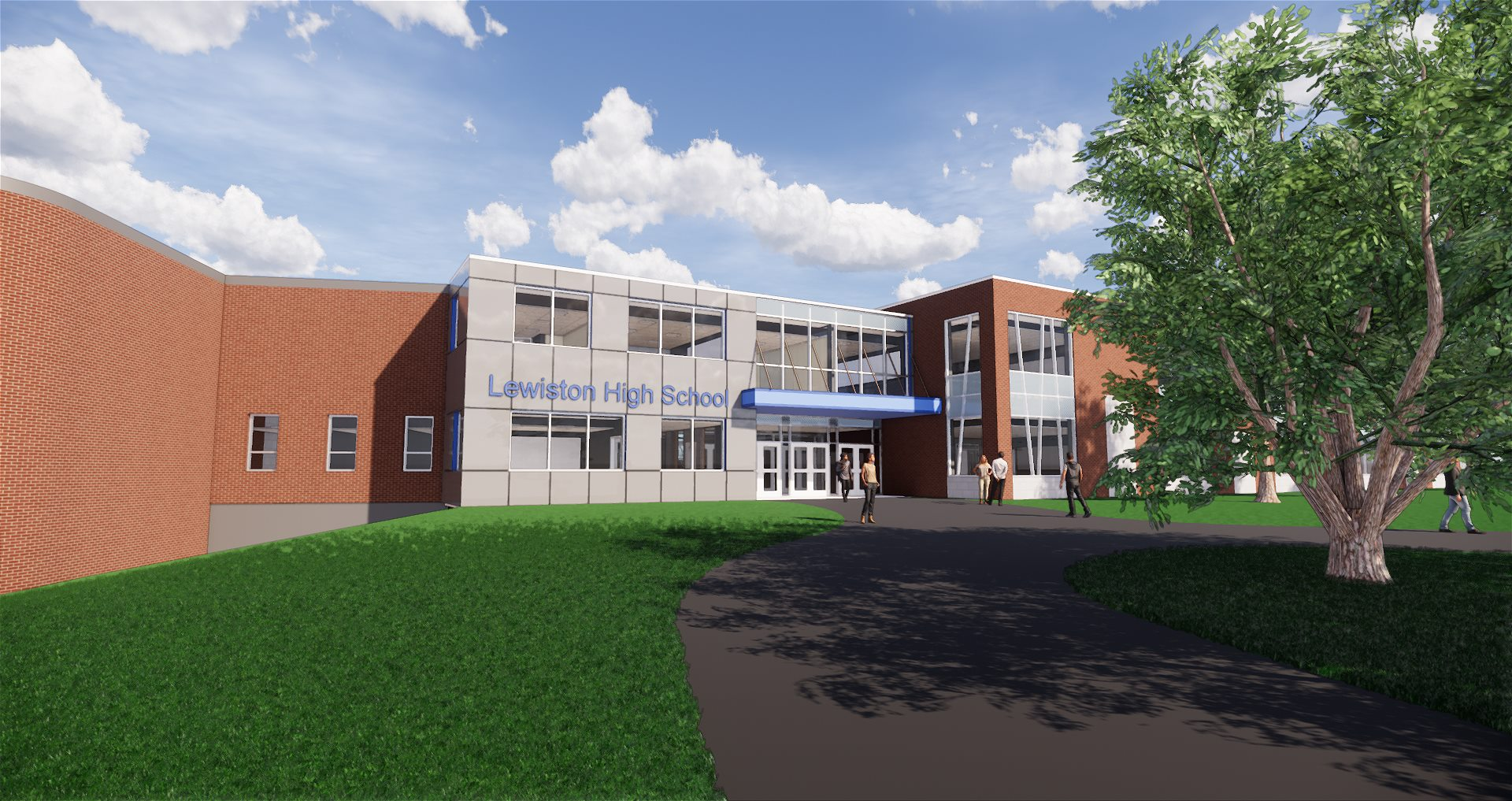 Building Expansion and Improvements for LHS