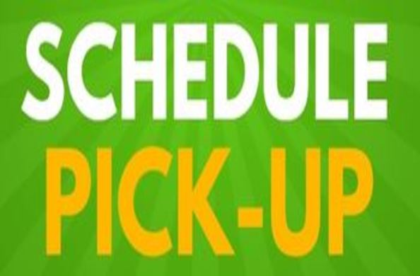 Schedule Pick-up for 2019-2020 School Year