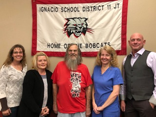 Ignacio School Board