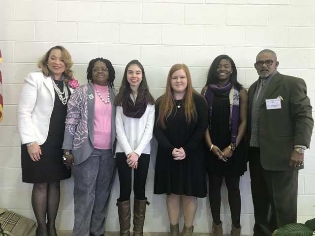 GECHS MLK Essay Competition Winners