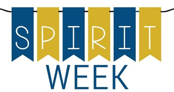 Spirit Week: October 29 - November 2