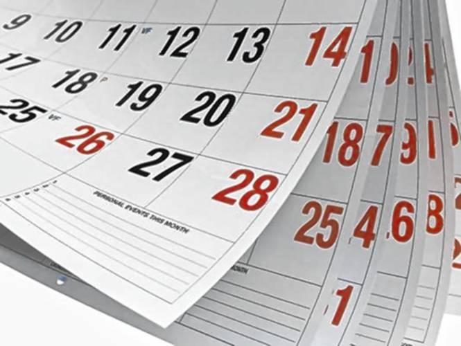 GECHS 2018-2019 Academic Calendar