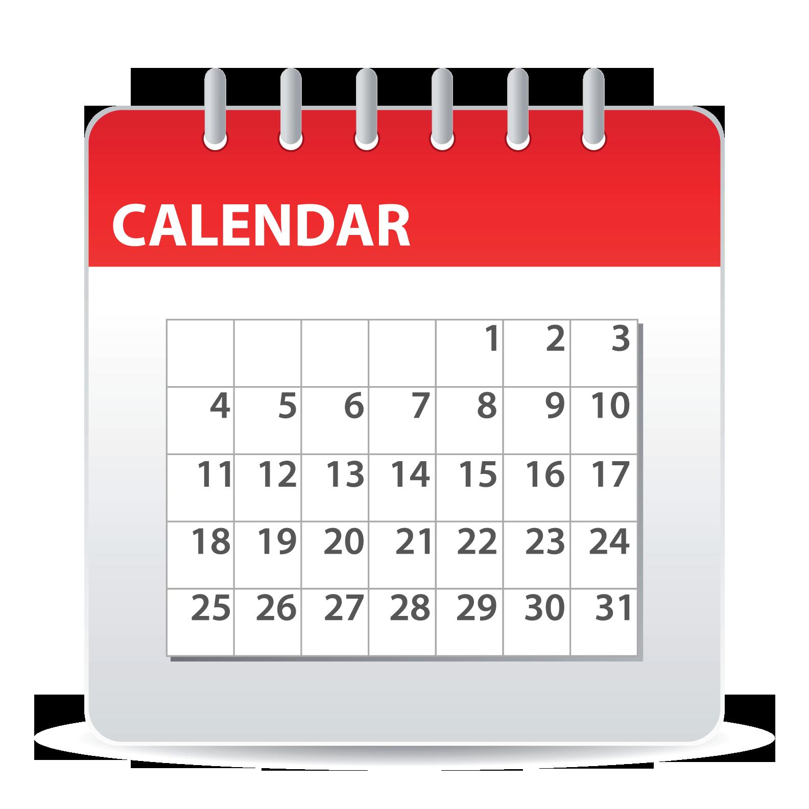 GECHS 2019-2020 Calendar