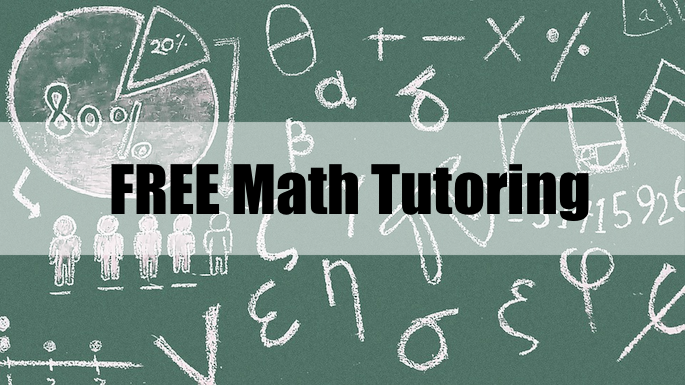 Math Tutoring - Tuesdays & Thursdays