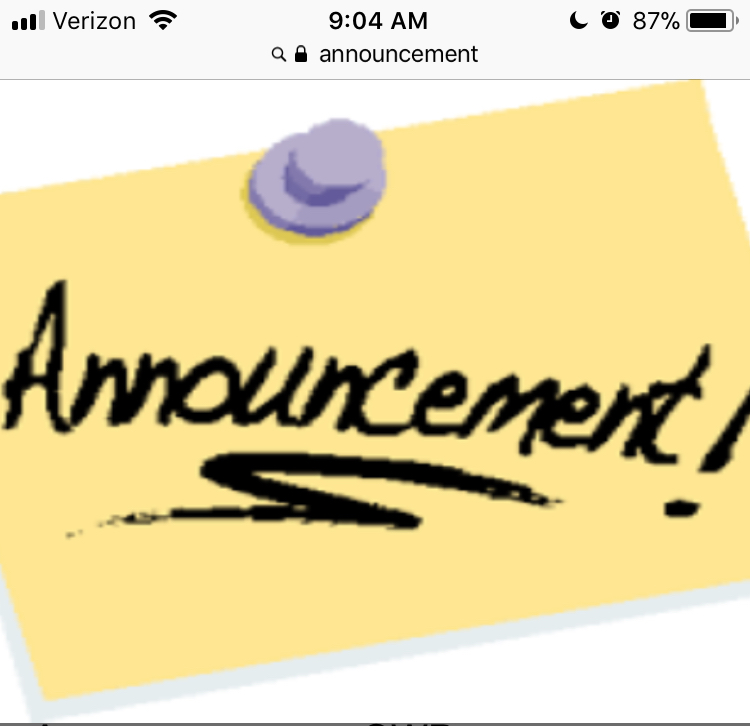 Commitment Night Rescheduled to March 19th at 6pm