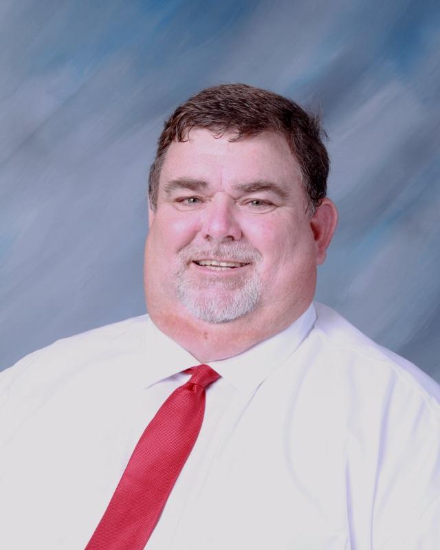 Terrell Luckey, Principal