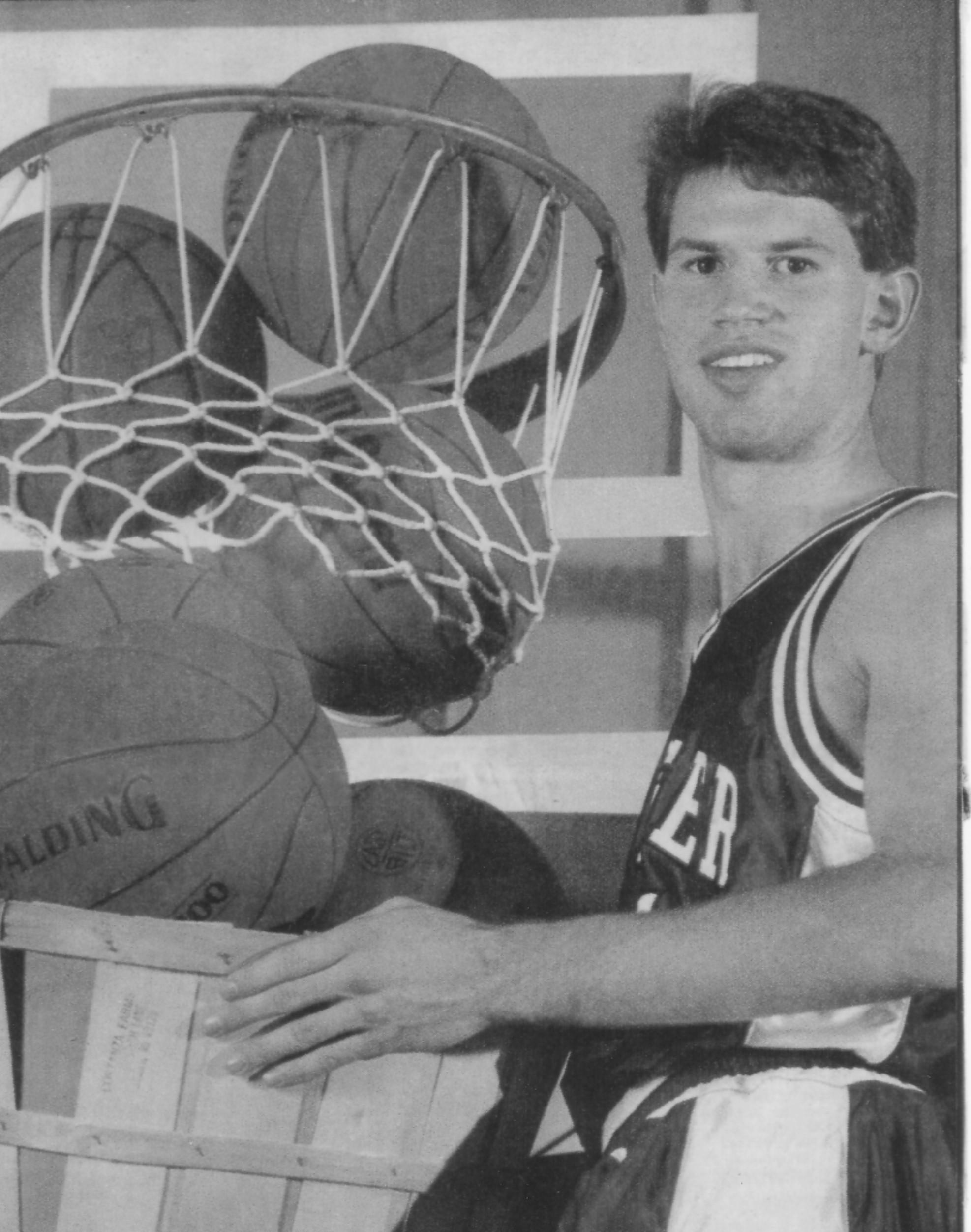 Aaron Dobberstein '93