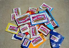 We Collect Box Tops