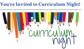 Curriculum/Title I Night/Hispanic Heritage Celebration