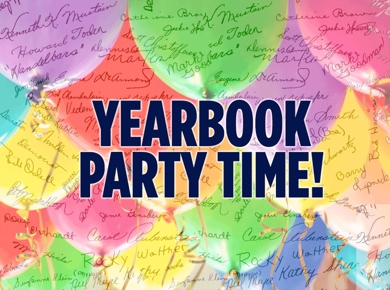 Year Books Are Here!