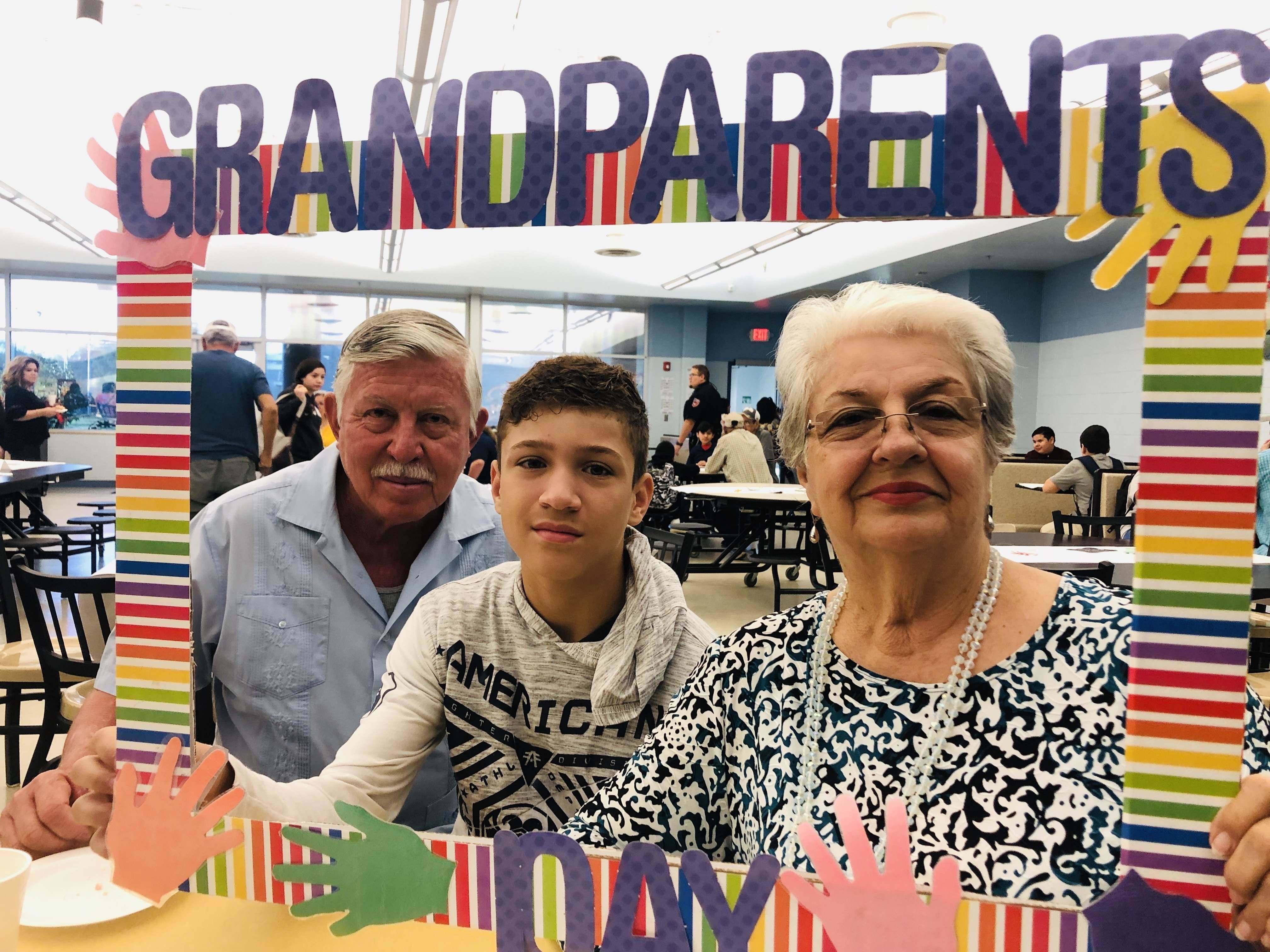 Happy Grandparent's Day!