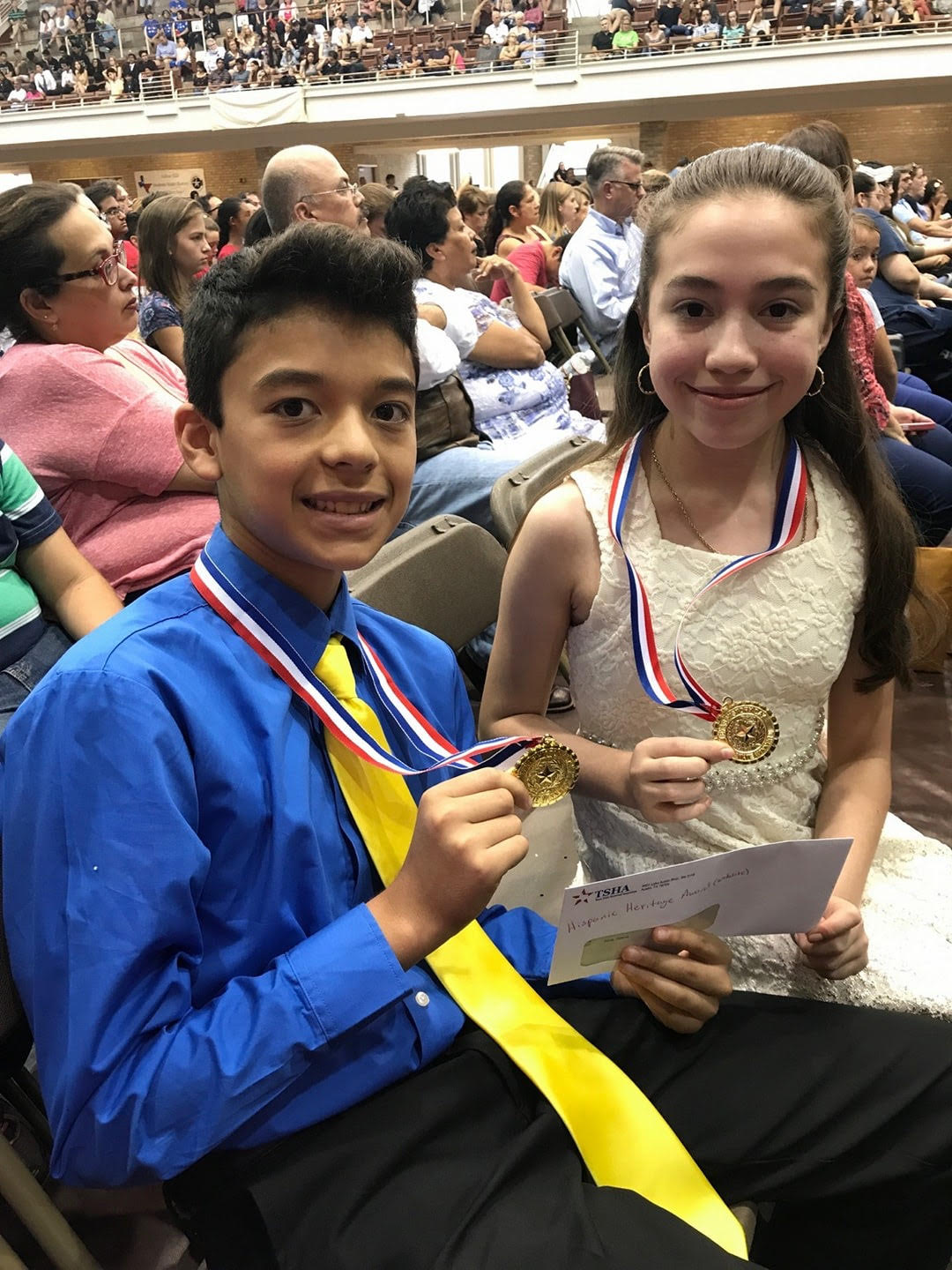 Students  Win  at  State  Competition!