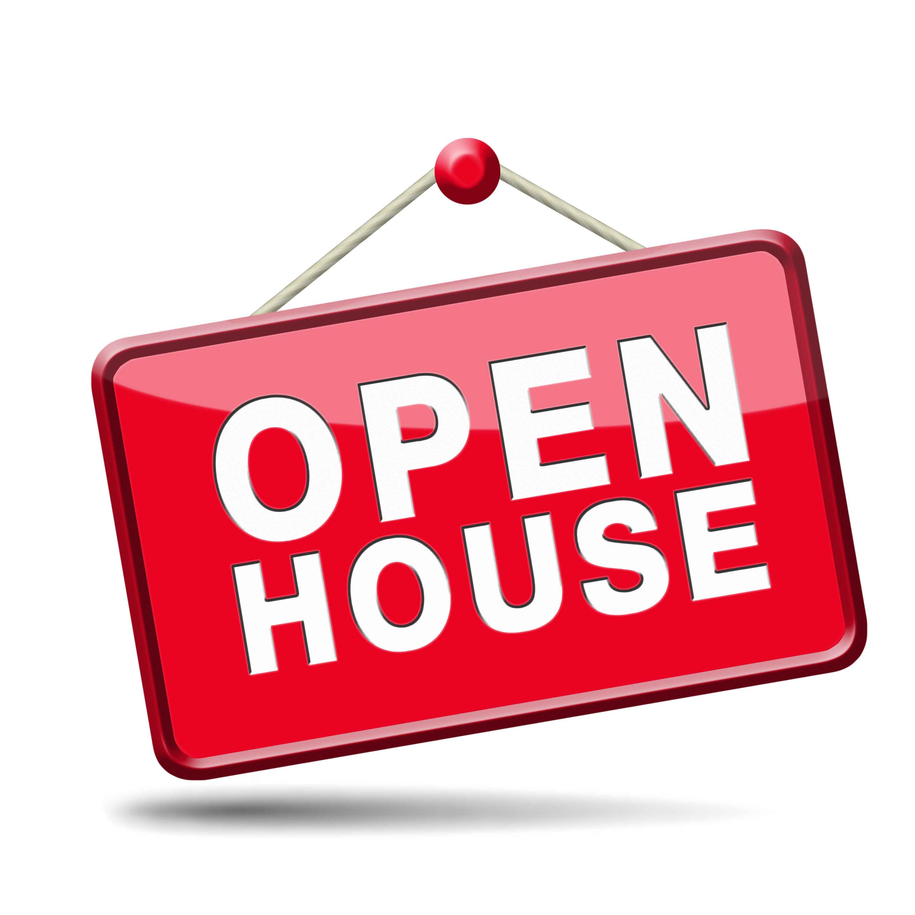 Please join us for our Open House!