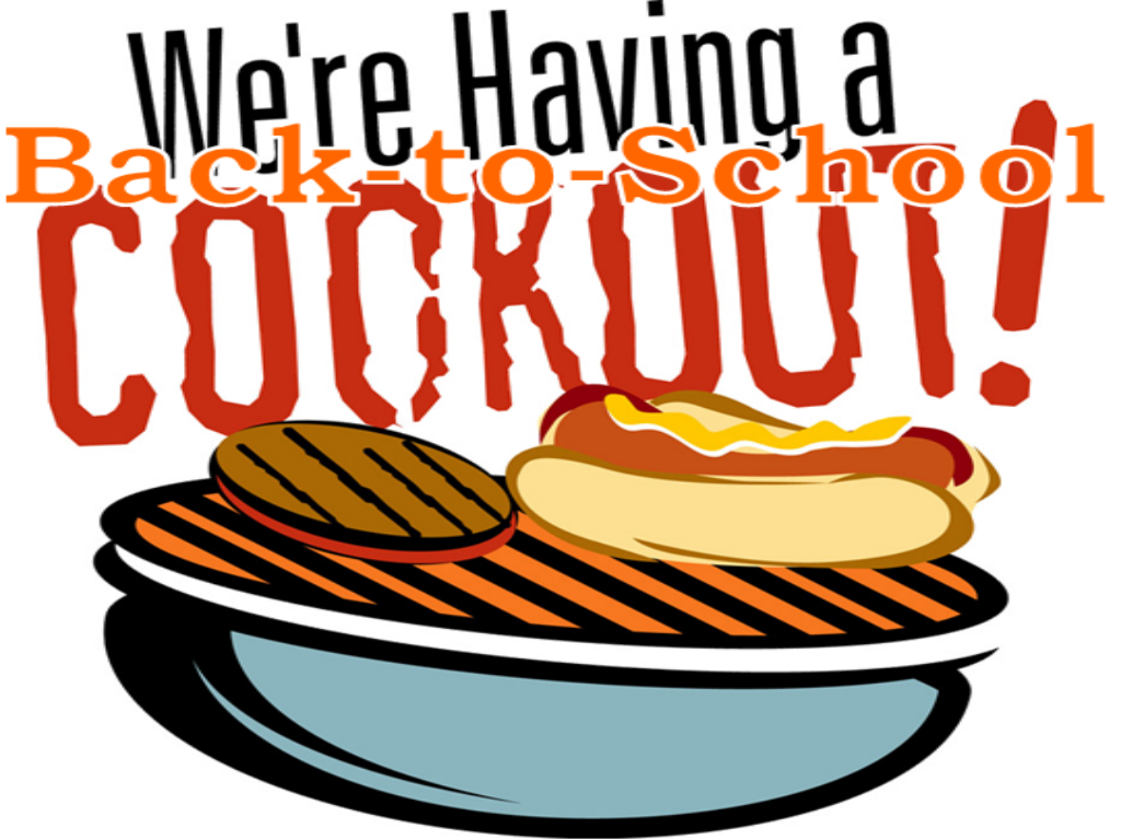 Back-to-School Cookout!