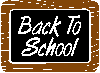 Welcome Back for the 2015-2016 School Year!