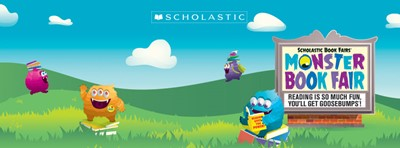 Scholastic Book Fair Sept. 21-25