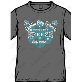 RELAY FOR LIFE T-SHIRTS ON SALE THROUGH 4/20