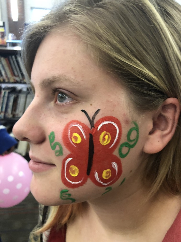 Faces of National School Library Day