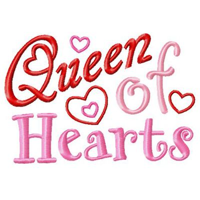 Queen of Hearts Pageant