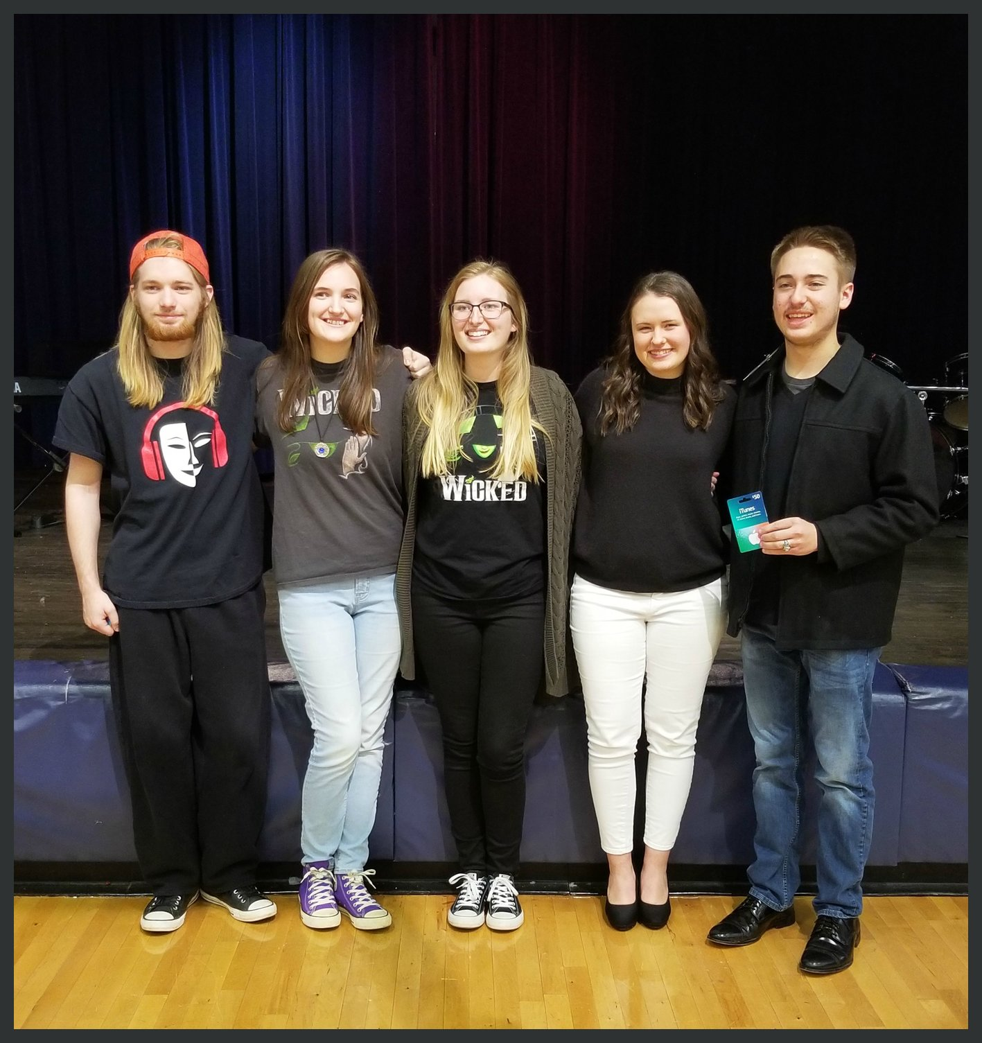 CHS Students Show Their Talent
