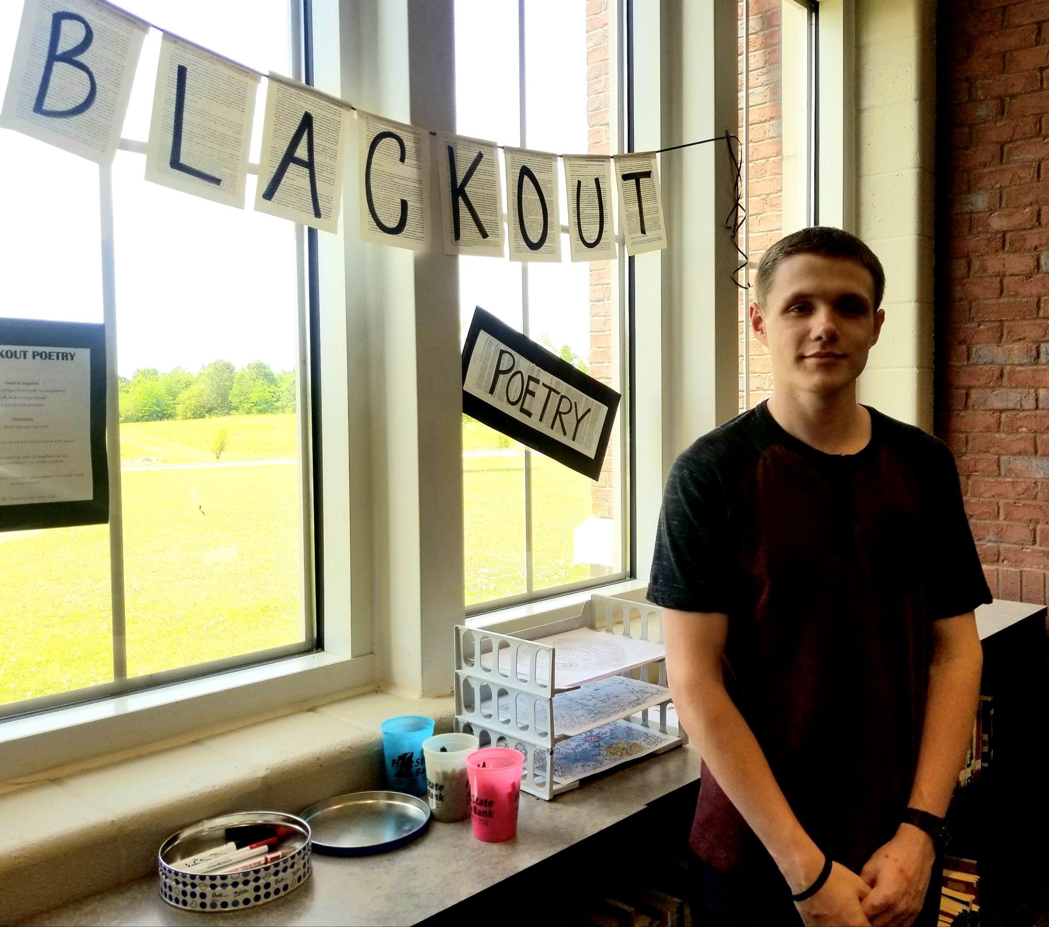 Blackout Poetry Winners