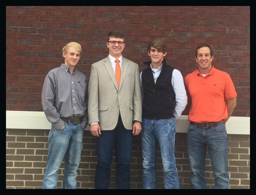 CHS Dairy Judging Team Takes State