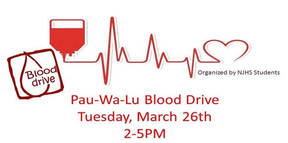 PWL Blood Drive