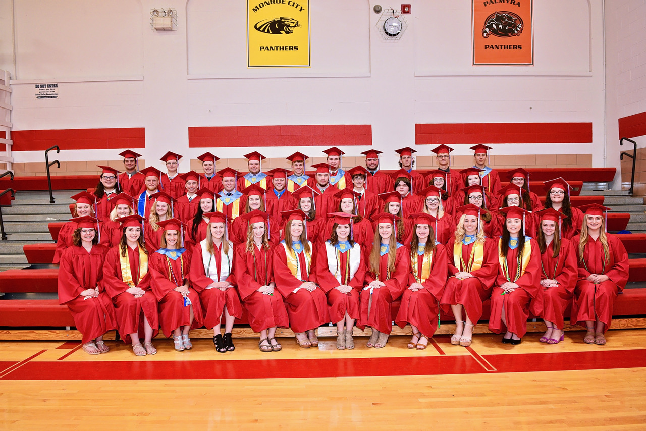 Congratulations to the Shelby Co. R-IV Class of 2019