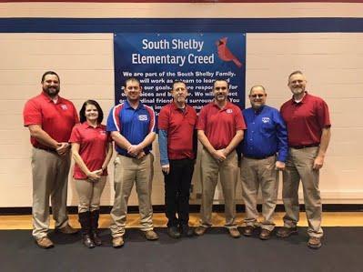 2018 - 2019 Shelby County R-IV School Board