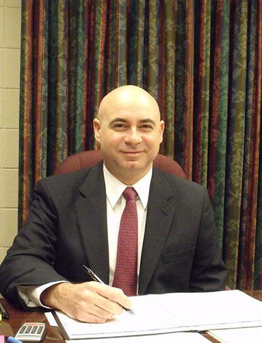 Richard Bryant, Principal