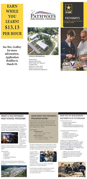 Pathways High School Program